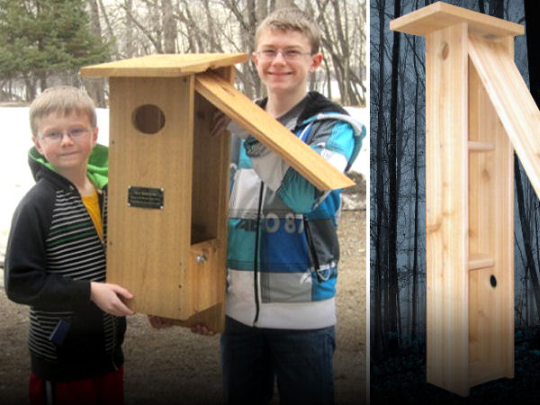 Nestbox Builder a site dedicated to the preservation of native