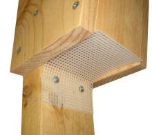 nestbox wasp excluder
